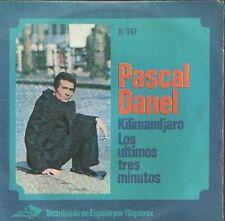 PASCAL DANEL 45 Espagne 1967 Kilimandjaro