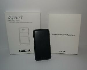 SanDisk iXpand Battery Pack for iPhone 6 6s Grey