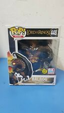 Pop! Funko Lord of the ring - Balrog Glow Fall Convention 2017 ex