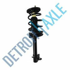 1 NEW Neon Rear Right Complete Quick Install Ready Strut w/ Spring & Mount Neon