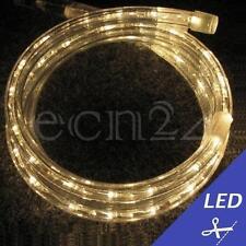 1 Meter LED Lichtschlauch als Meterware Ø13mm warmweiß kürzbar und verlängerbar