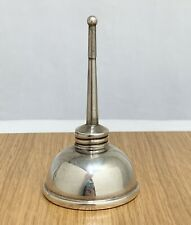Tiffany & Co. Sterling Silver Vermouth Oil Can Dispenser - 81398