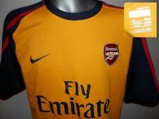 2008-09 FC Arsenal Londyn Away Football Shirt Soccer Jersey piłkarska size - XL