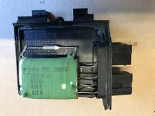 AUDI 80 CABRIOLET/COUPE HEATER BLOWER RESISTOR 8D2959263
