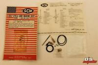 NOS SCM HONDA MT125 MT 125 ELSINORE CARBURETOR CARB REPAIR KIT