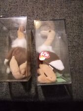 X2Stretch The Ostrich Original Ty Beanie Baby Protective Case