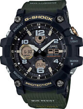 CASIO G-SHOCK MUDMASTER WITH ENERGY SOLAR AND RADIO CONTROLLED GWG-100-1A3ER