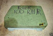 Rover 100 (1990-1998) O/S Driver Right Rear Door Glass