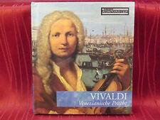 Vivaldi Venezianische Pracht - CD und Buch - Die Großen Komponisten - Klassik