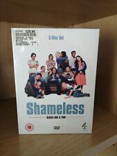 Shameless: Series 1 and 2 DVD (2006)  - NEW SEALED