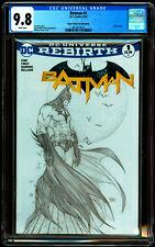 Batman 1 CGC 9.8 Turner Sketch Variant