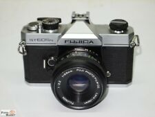 Fuji M42 SLR-Kamera Fujica ST605N Objektiv 2,2/55mm (mechanischer Verschluss)
