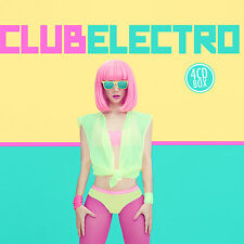 CD Club Electro di Various Artists 4CDs