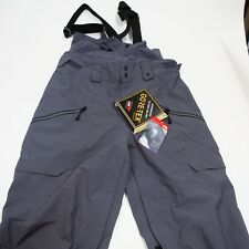 $449 North Face Free Thinker Bib Medium/Reg Turbulence Grey NEW Style NF0A332A