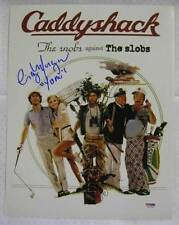 Cindy Morgan Signed Caddyshack 11x14 Inscribed Yori Photo Autograph PSA/DNA COA