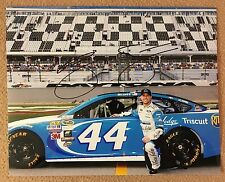 Brian Scott Signed 8x10 Daytona Photo NASCAR autograph COA