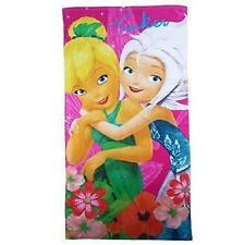 DISNEY serviette drap de bain plage LA FEE CLOCHETTE fairies 70 x 140 cm