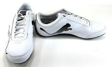 Puma Shoes Drift Cat IV 4 Athletic Sports White/Black Sneakers Size 7.5
