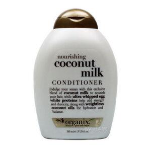 Organix Nourishing Coconut Milk Conditioner With Protein And Coconut Oil 13fl oz