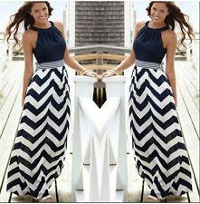 Women Summer Holiday Maxi Dress Party Long Skirt