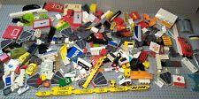 Lego bedruckte und beklebte Teile große kleine Konvolut Kg Kilo Star Wars City
