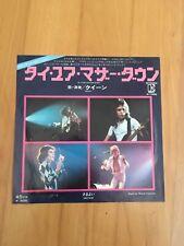 QUEEN   Tie Your Mother Down - JAPAN 7 vinyl single 45