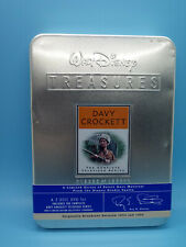 Walt Disney Treasures: Davy Crockett Complete TV Series w/Numbered Tin & more