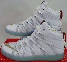 New Mens 12 NIKE KD VIII NSW Lifestyle QS White Shoes $140 653871-100