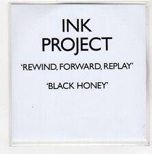 (FC287) Ink Project, Rewind Forward Replay / Black Honey - DJ CD
