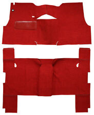 1955 Chevy Bel Air Carpet Replacement - Daytona - Complete | Fits: 4DR, Wagon
