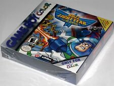 Buzz Lightyear of Star Command (Game Boy Color) ..RaRE!~ SealED!!