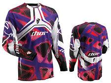 Thor Flux Jersey S13 XL Men's Fiber Black 2910-2548