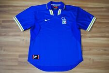 ITALY ITALIA NATIONAL TEAM HOME FOOTBALL SHIRT 1996 1997 1998 JERSEY SIZE LARGE