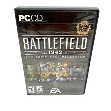 Battlefield 1942: The Complete Collection PC CD - 8 Discs With Case