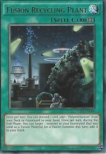 YU-GI-OH CARD: FUSION RECYCLING PLANT - RARE - RATE-EN000