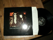 "THE SISTERS OF MERCY / This Corrosion - Torch - Colours (1987) 12"" E.P rare !!"