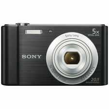 SONY Cyber-Shot DSC-W800 - Full Spectrum-Ghost Hunting Camera Wide Angle