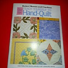 Q71   The All New Teach Yourself to Hand-Quilt