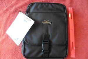 SAMSONITE Royal Traveler Travel Duffel Bag 2 in 1 Day Weekend Messenger Black