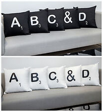 Pictorial 100% Cotton Decorative Cushions