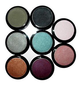 Max Factor Earth Spirits Mono Eyeshadow ~ Pick A Shade ~ Black Brown Green Pink