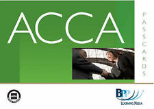 ACCA - F7 Financial Reporting (INT): Passcards by BPP Learning Media (Spiral bou