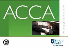 ACCA - P5 Advanced Performance Management: Professional paper P5: Passcards, BPP
