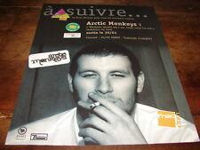 ARCTIC MONKEYS - PUBLICITE / ADVERT WHATEVER PEOPLE !!!