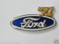 1971 Ford Pin , (**)