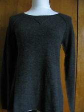 Quotation Women's Pepper Cashmere Sweater Size Small NWT