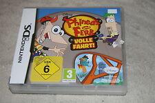 Phineas und Ferb volle Fahrt Nintendo DS