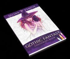 Selina Fenech Malbuch - Gothic Fantasy für Erwachsene & Kinder