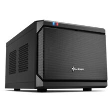 Sharkoon - QB One Desktop Mini-ITX PC Case