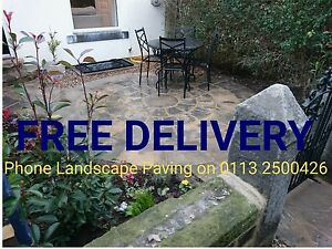 Paving circle rotunda for garden patio slab stone feature. free deliver. 3.45m